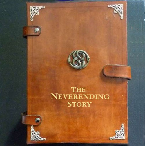E-Reader cover Tablet Cover the neverending story - 5625032960