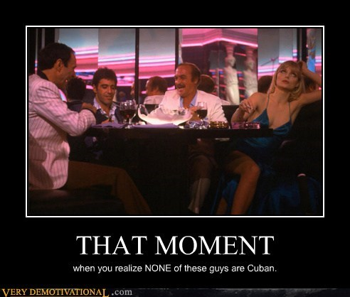 cuban,hilarious,Movie,scarface,wtf