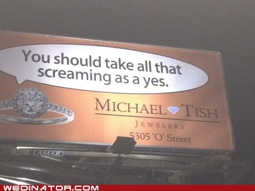 advertisement engagement rings funny wedding photos rings - 5626246144