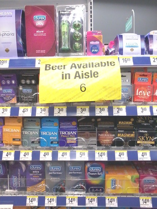 beer condoms drinking hookup lucky - 5626429440