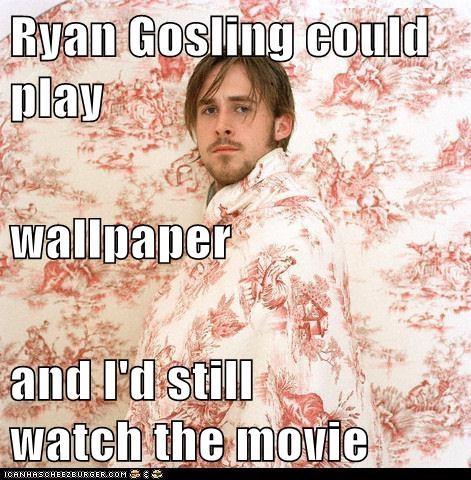 actor celeb funny Ryan Gosling - 5627006464