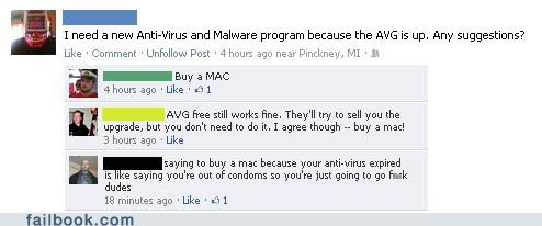 anti-virus Featured Fail mac oh snap PC - 5627197440