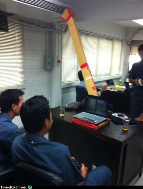 air conditioner cooling laptop repair - 5627353344