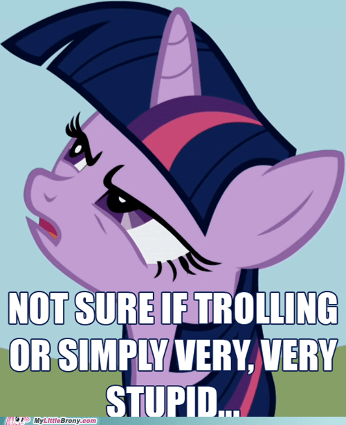 meme not sure trolling twilight sparkle unicorn - 5629483264