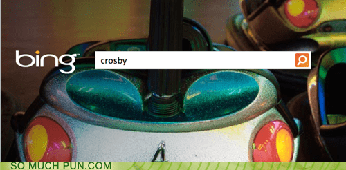 bing bing crosby Crosby double meaning fill in the blank literalism microsoft search engine - 5629982208