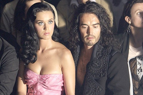 Celebrity Couple Kaput,katy perry,Russell Brand,Teenage Dream Is Over