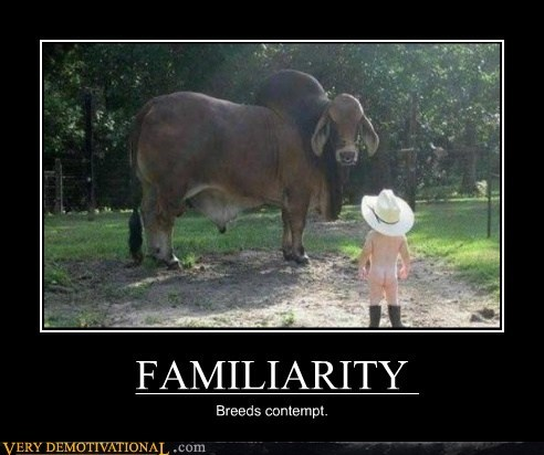 bull familiarity hilarious kid no clothes