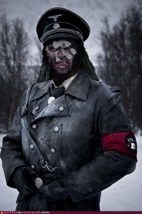 orcs saruman soldier wtf - 5630176256
