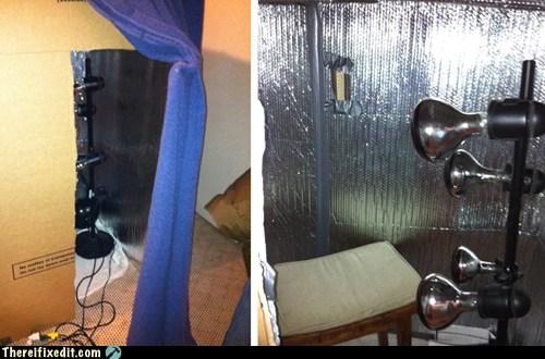 DIY sauna wtf - 5631893760