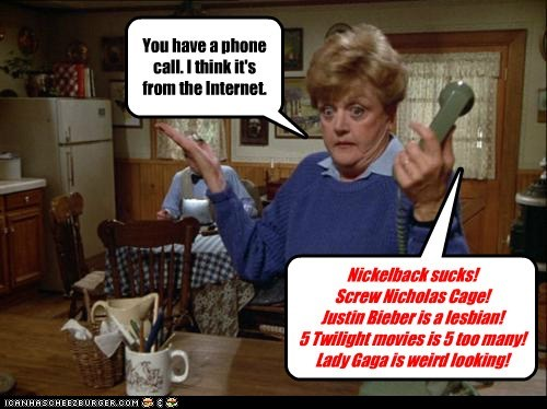actor Angela Lansbury celeb funny murder she wrote - 5633048832