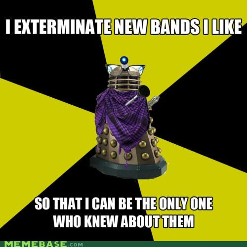 dalek doctor who Exterminate hipster-disney-friends - 5633128960
