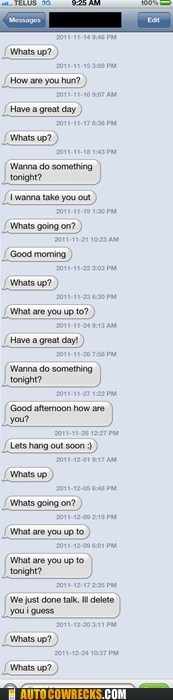 annoying asking out courting forever alone rejection stalker - 5633248768