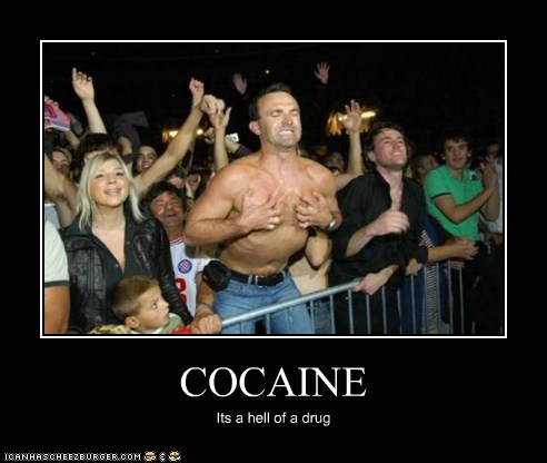 drugs are fun Hell Of A Drug - 5633538560