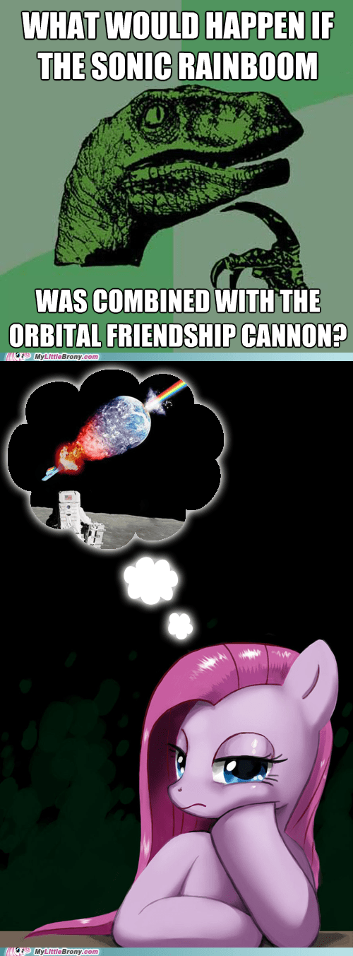 comics earth luna meme rainbow dash so intense the moon - 5633955584