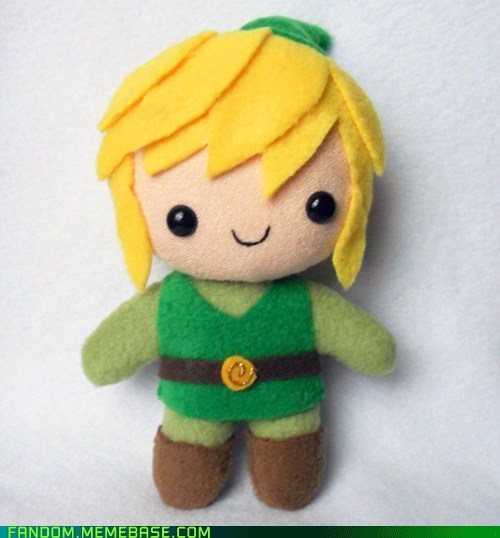 cute Fan Art link Plush - 5634094848