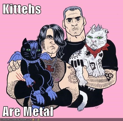 best of week brutal cat i can has metal weird kid - 5634565376