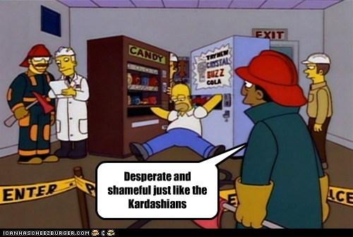 animation funny the kardashians the simpsons TV - 5636600832