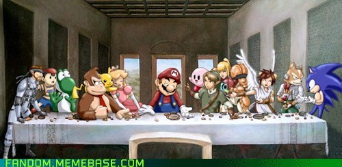 brawl,Fan Art,nintendo,super smash bros,video games