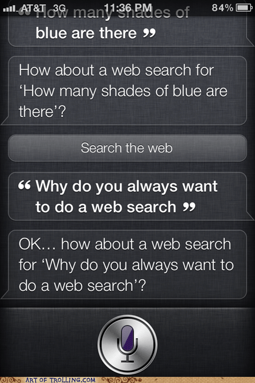 iphone siri web search - 5637497344
