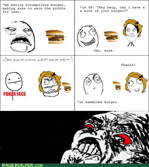 burger Rage Comics raisin rage sweet jesus have mercy - 5637682944