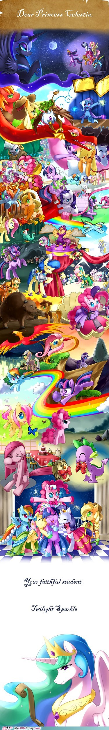 art awesome best of week celestia lesson letter - 5638494464