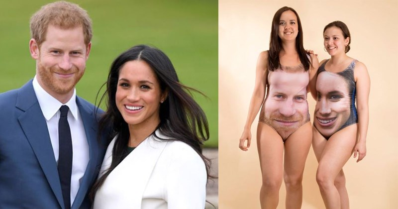 the brits are weird meghan markle Queen Elizabeth II Prince Harry royalty British royal wedding british people meghan and harry - 5639685