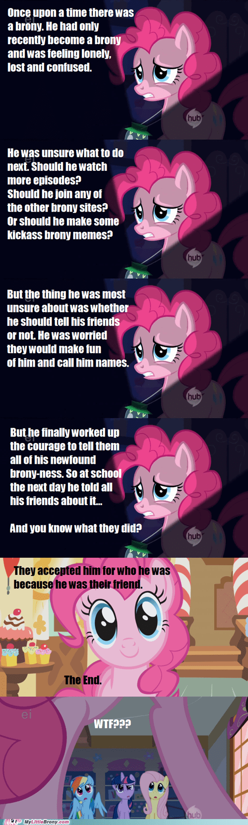 comic comics Memes pinkie pie scary stories - 5639981824