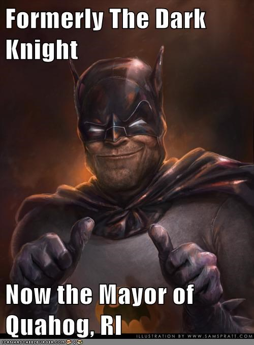 Adam West batman dark knight Super-Lols - 5640481280