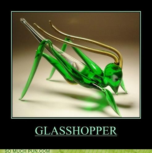 e-e-cummings glass grass grasshopper literalism prefix similar sounding - 5640761856