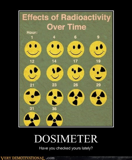 dosimeter hilarious radioactive smiley face - 5640903936