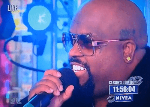 cee lo,cee-lo green,imagine,john lennon,Music,new years eve,the Beatles
