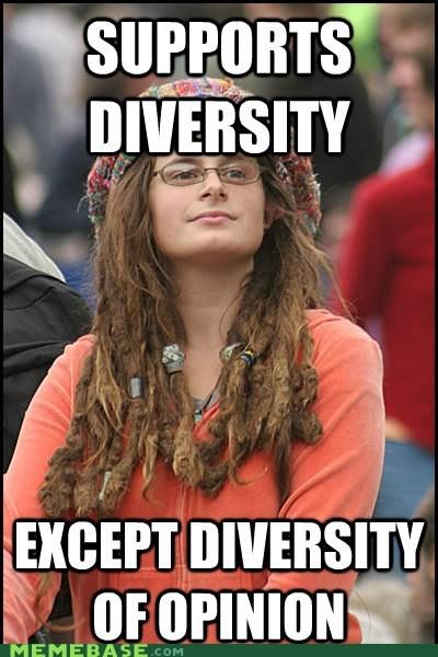 argument best of week hippie idiots Memes - 5641133056