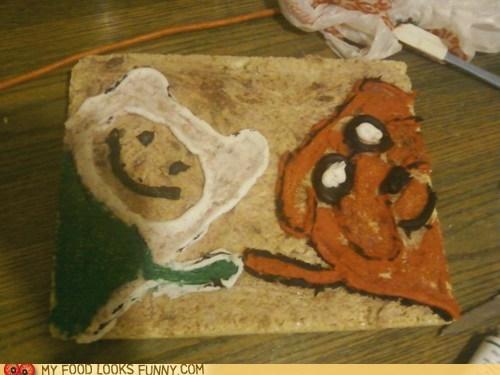 adventure time cake cartoons show - 5642021376