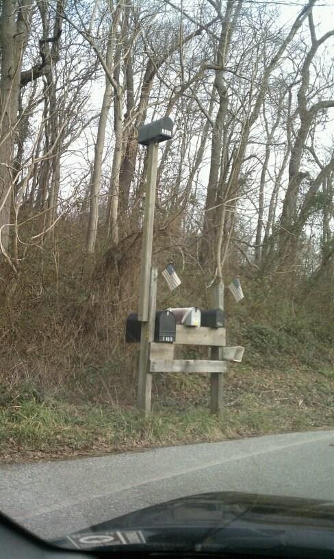 mail mailbox overkill - 5642595072