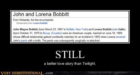 bobbitt hilarious love story twilight - 5643207680