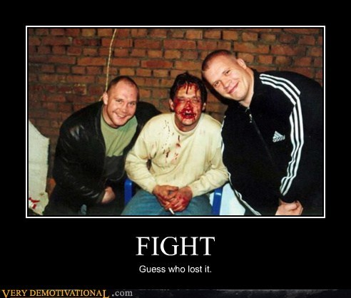 bloody fight hilarious lost - 5643932160