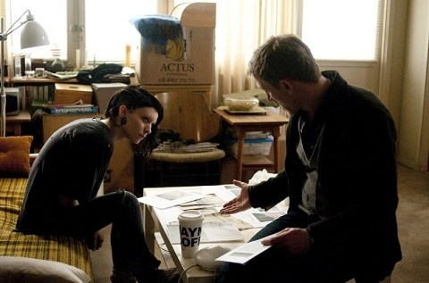 Daniel Craig movies Rooney Mara Sony the girl who played with fire The Girl with the Dragon Tattoo