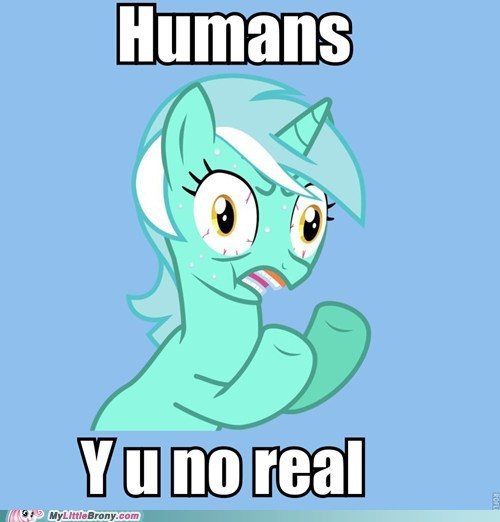 hands lyra meme ponify Y U No Guy - 5644445696