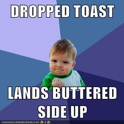 butter impossible side success kid up - 5644522752