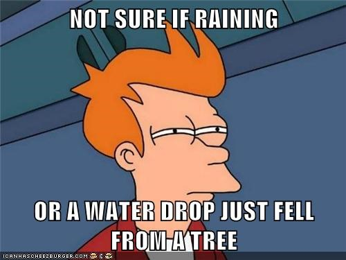 fry god rain urinating water - 5644654848