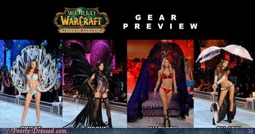 fashion world Hall of Fame makes sense now world of warcraft WoW - 5644716032