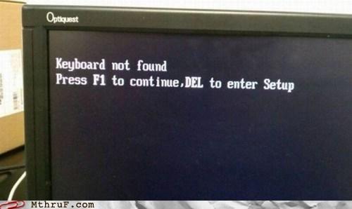 computer trolling error message keyboard not found trolling - 5644727040