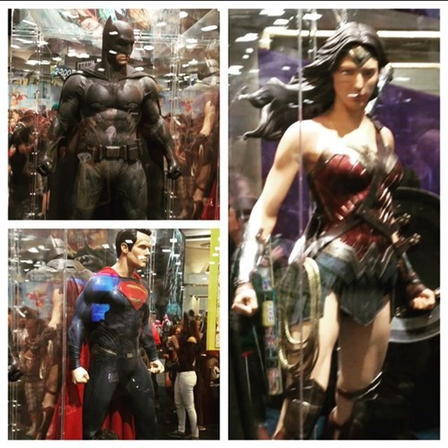 SDCC 2015 costume DC Batman v Superman - 564485