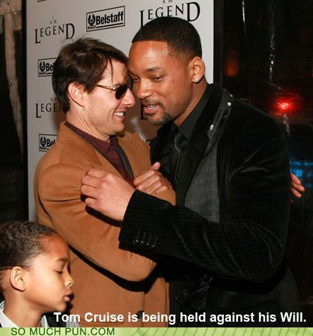 against double meaning held literalism Tom Cruise will will smith - 5645638912