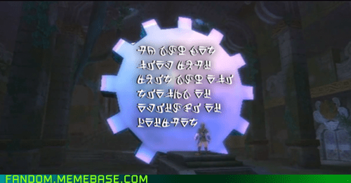 font It Came From the Interwebz legend of zelda Skyward Sword - 5645689088