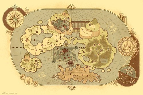 Fan Art,map,old timey,snes,super mario world,Super Nintendo,video games