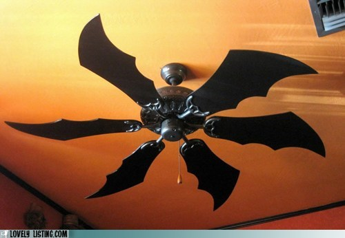 bat wings ceiling fan fan - 5645913600