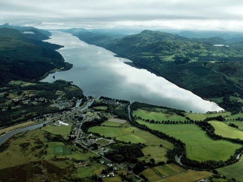 britain getaways loch ness scotland united kingdom water - 5645920768