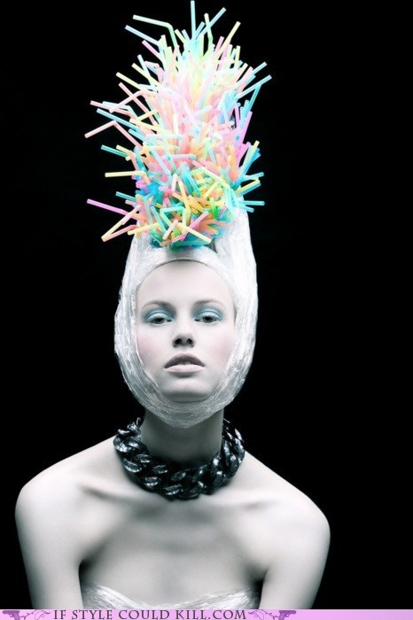 cool accessories fashion photography straws - 5646040576