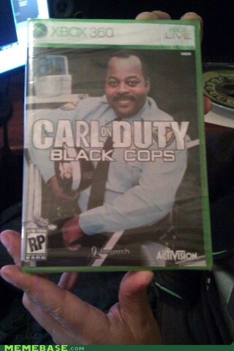 call of duty carl family matters Memes video games - 5646119424
